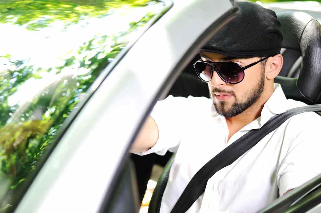 سيارة مع سائق في لندن